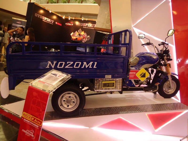 Nozomi Azabu 200 LC WCR