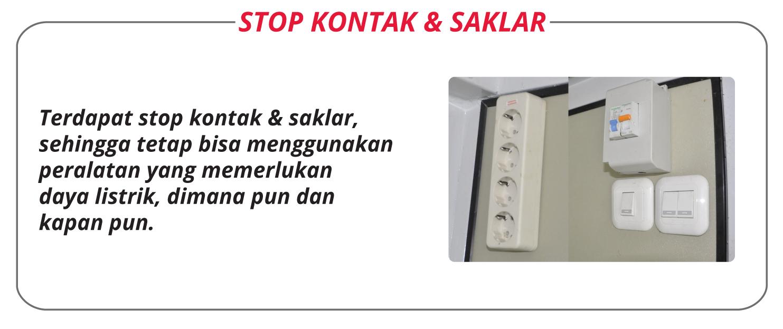 Motorlet Deluxe LC Stop Kontak & Saklar