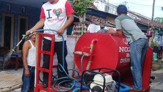 Motor Roda Tiga Nozomi CSR di Kabupaten Probolinggo