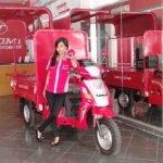 Grand Opening Bantiga Moto Prima Dealer Resm Nozomi akan Diresmikan Wakil Gubernur Lampung